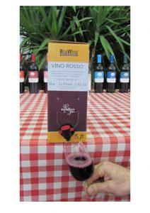 Villa Rosa Bag In Box Rosso