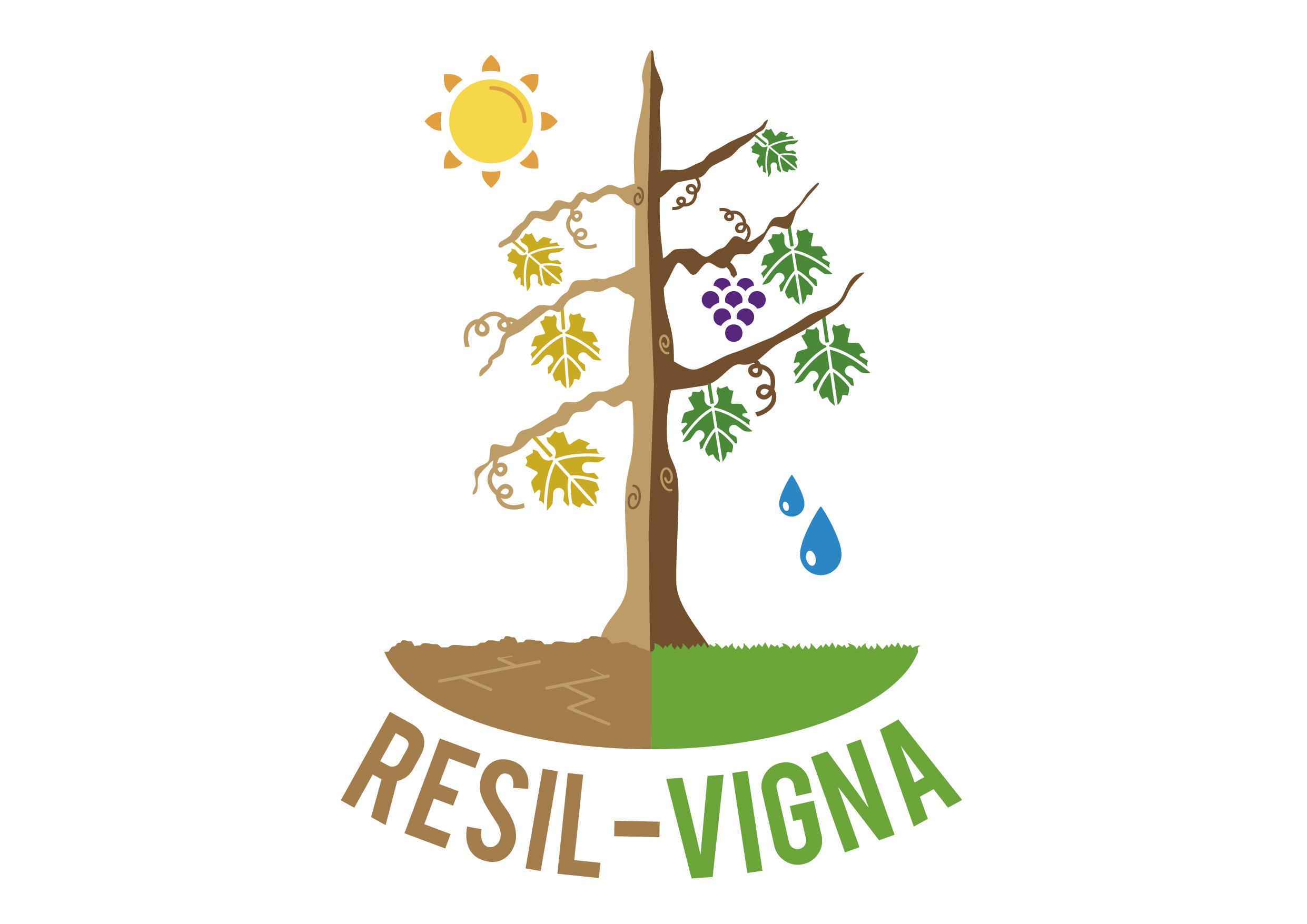 Logo Resilvigna def